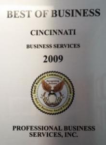 Best of Cincinnati 2009