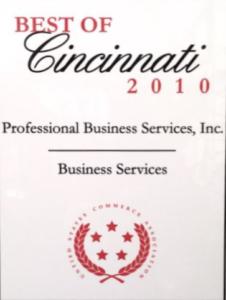 Best of Cincinnati 2010