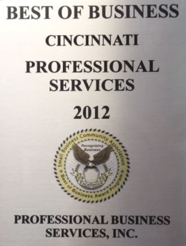 Best of Cincinnati 2012